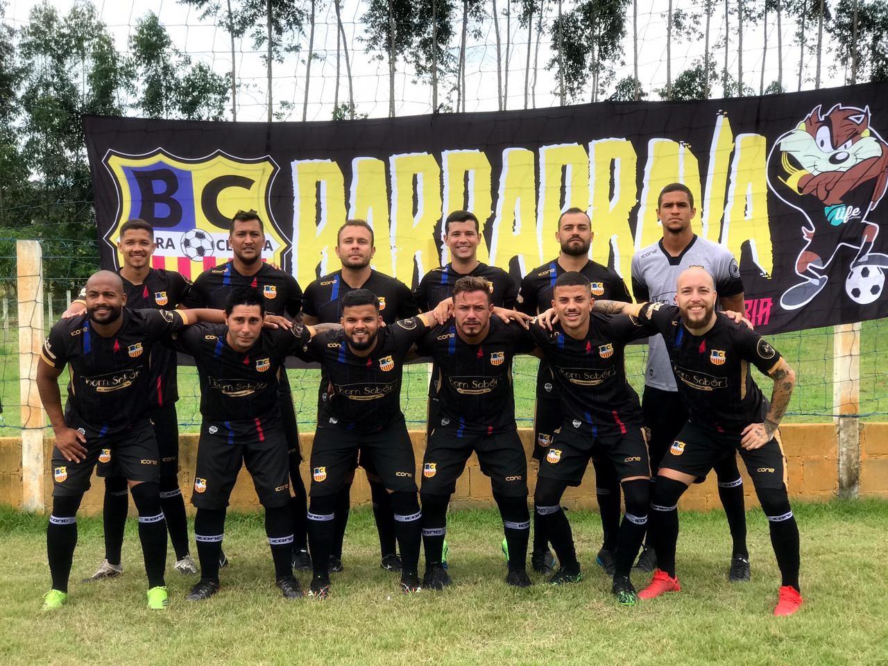 Barra Celona confirmado no Campeonato Brasileiro de Futebol 7 - 2021
