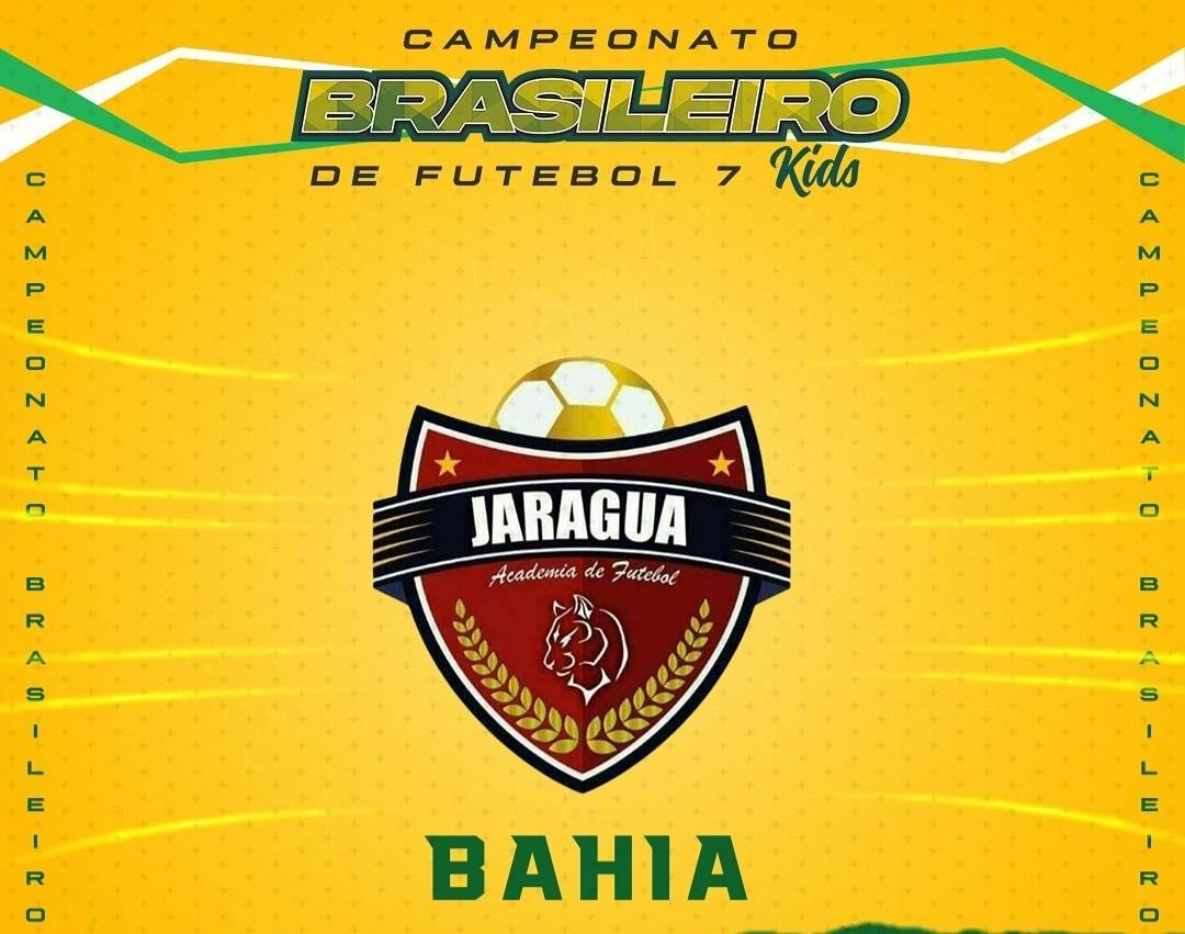 AF Jaraguá está confirmado no Campeonato Brasileiro de Base 2021