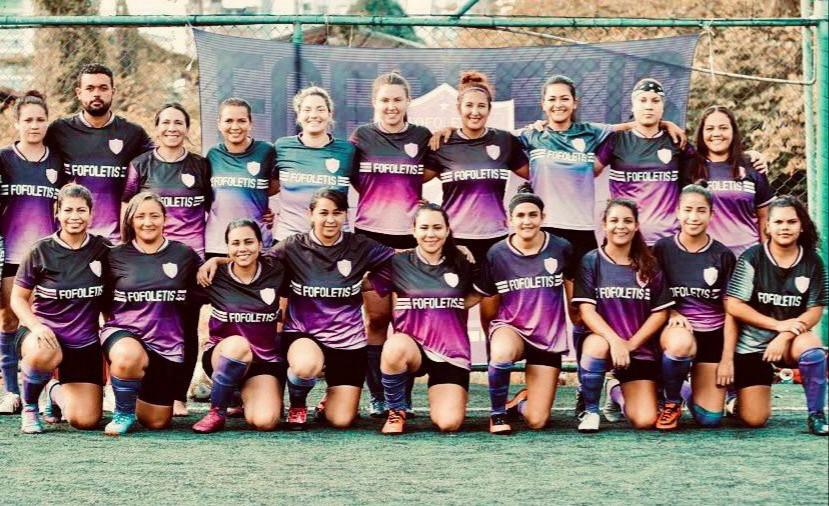 Fofoletis FF está confirmado no Campeonato Brasileiro de Futebol 7 Feminino - 2021
