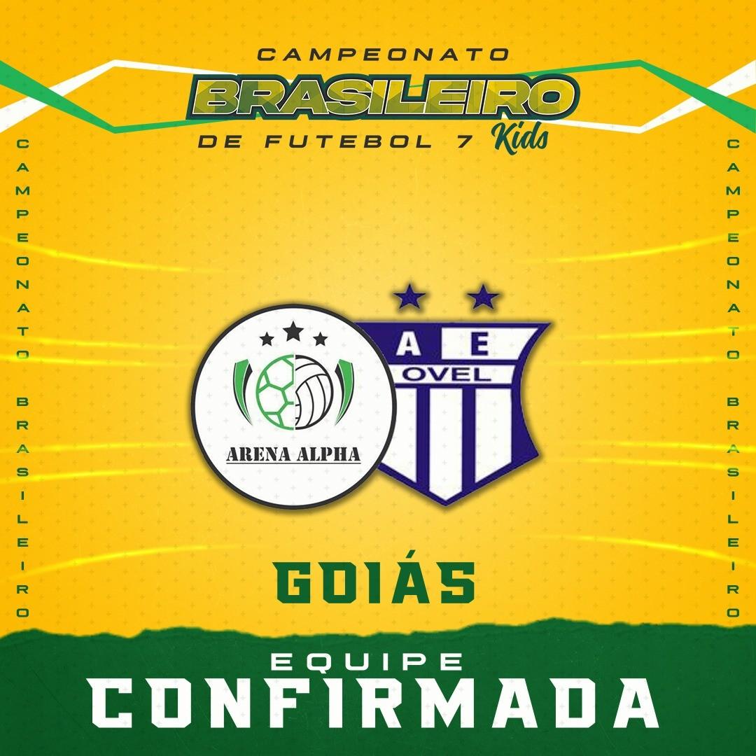 EF Alphaville está confirmado no Campeonato Brasileiro de Base 2021
