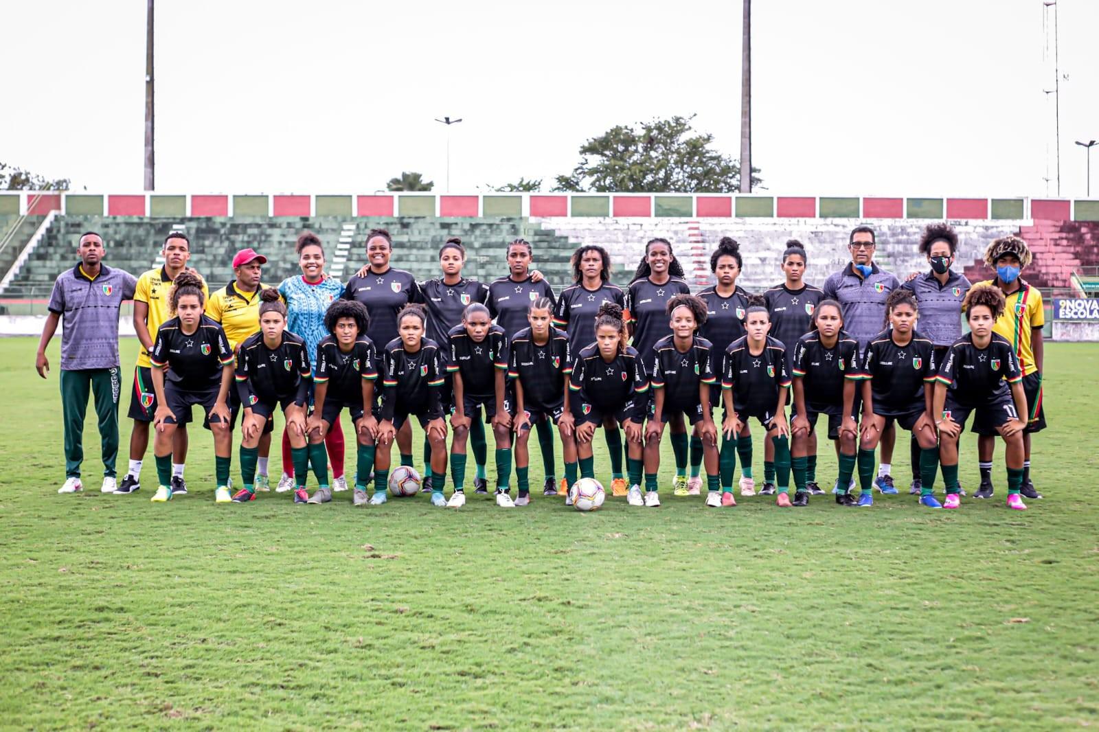 AD Lusaca confirmado no Campeonato Brasileiro de Futebol 7 Feminino - 2021