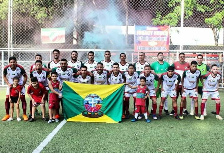 Aningal AC confirmado no Campeonato Brasileiro de Futebol 7 - 2020