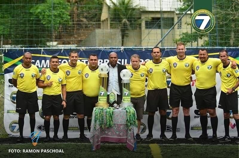 Arbitragem no Campeonato Brasileiro de Futebol 7