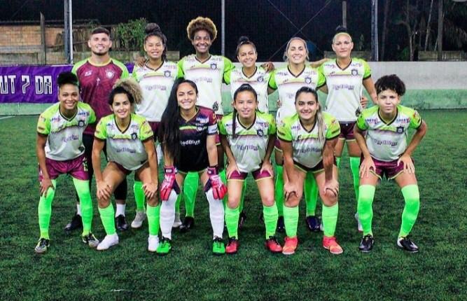 Estrela Porto confirmado no Campeonato Brasileiro de Futebol 7 Feminino - 2021