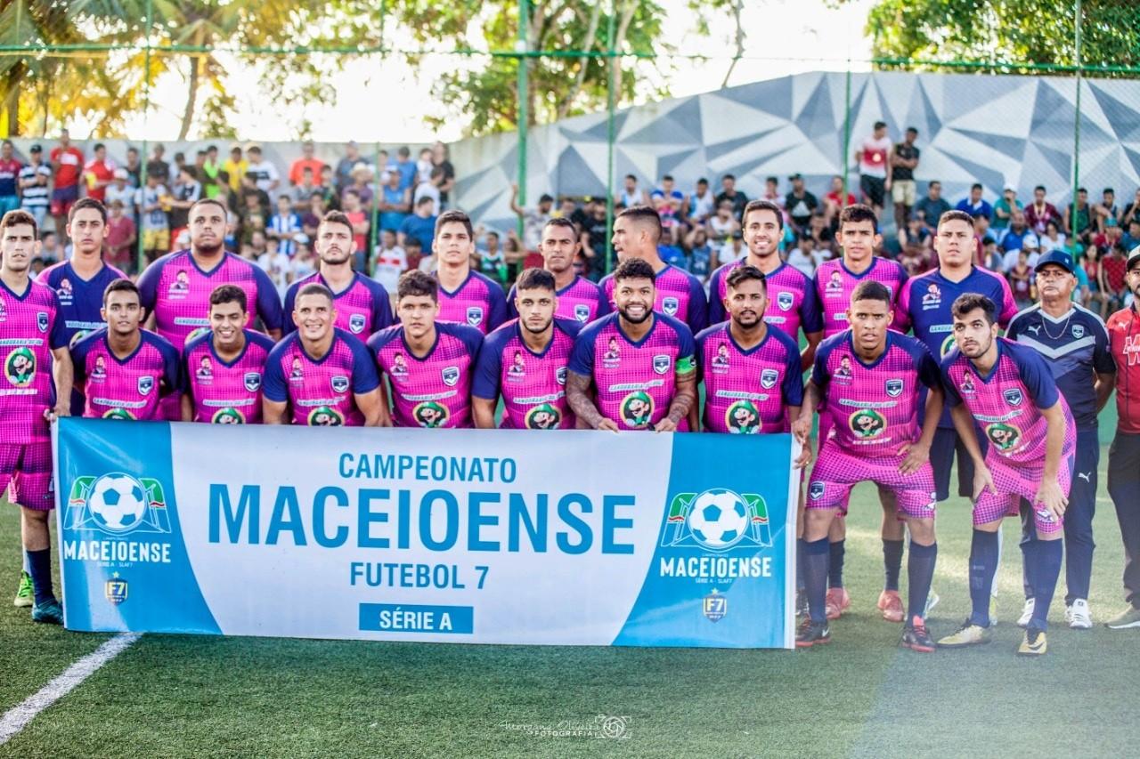 Bordeaux Fut 7 confirmado no Campeonato Brasileiro de Futebol 7 - 2020