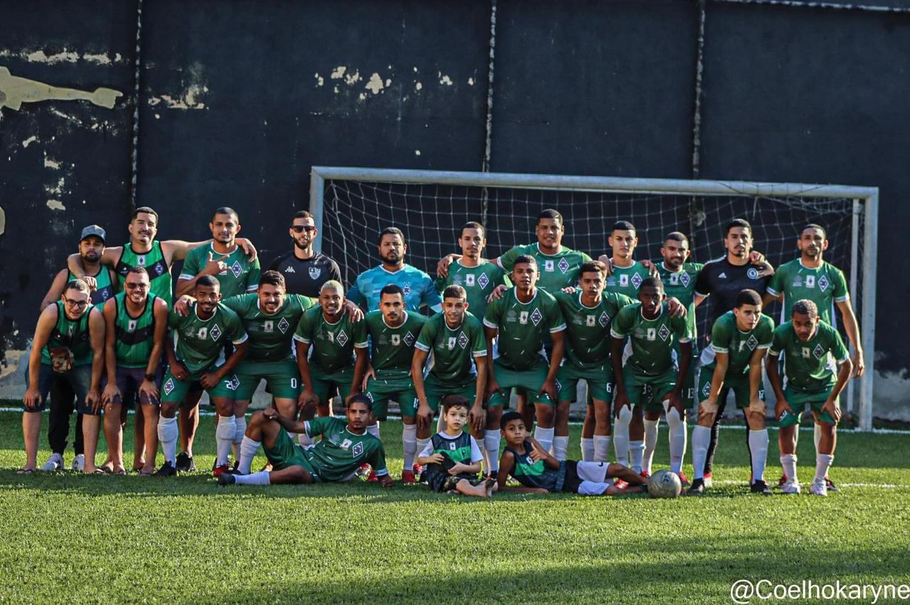 Borussia F7 está confirmado no Campeonato Brasileiro de Futebol 7 - 2021