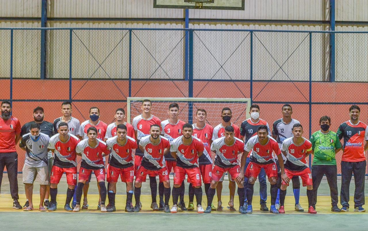 Caxiense EC está confirmado na Taça Brasil de Futebol 7 - 2021