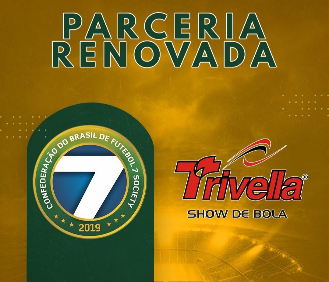 CBF7S anuncia renovação de parceria com a Bolas Trivella