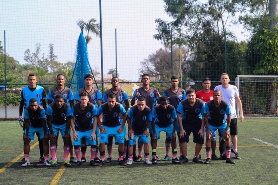 Família River confirmado no Brasileiro de Futebol 7 Adulto