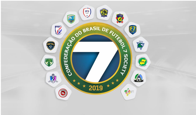 Filiados Confederação do Brasil de Futebol 7 Society