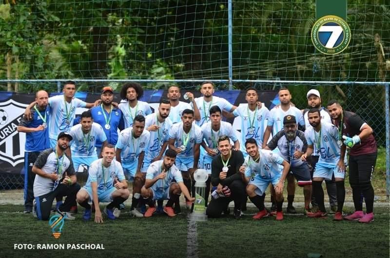 Furia FS Vice-Campeão do Campeonato Brasileiro de Futebol 7