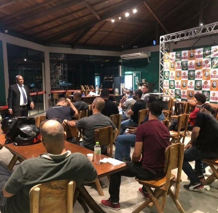 Início do Curso de Arbitragem no Rio Grande do Sul