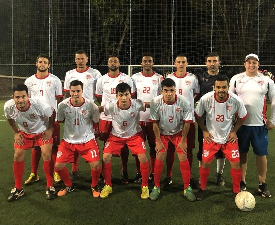 Kones FC confirmado no Brasileiro de Futebol 7 Adulto