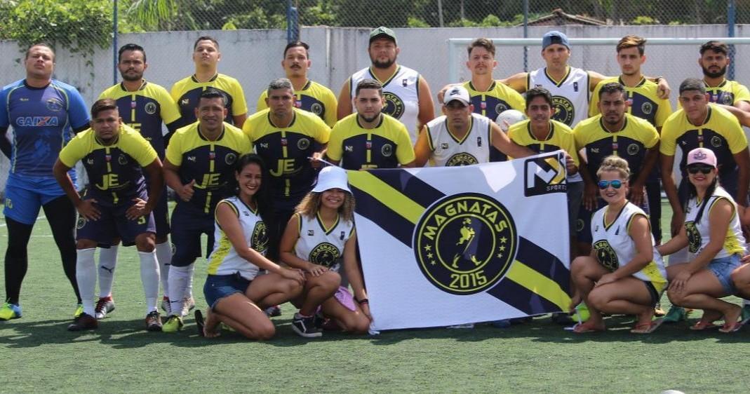 Magnatas FC confirmado no Campeonato Brasileiro de Futebol 7 - 2020