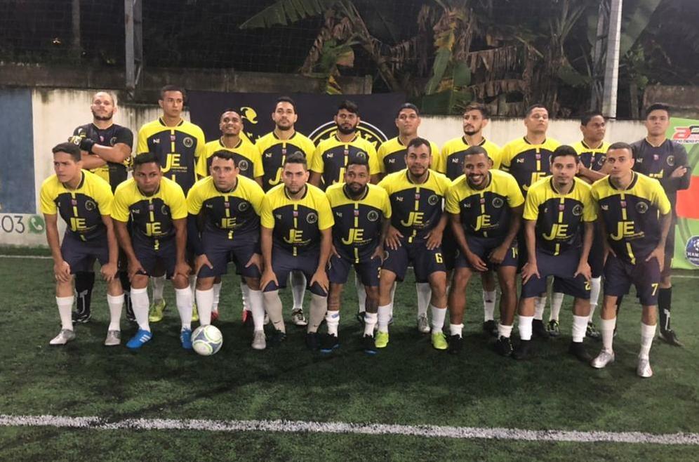 Magnatas FC está confirmado na Taça Brasil de Futebol 7 - 2021