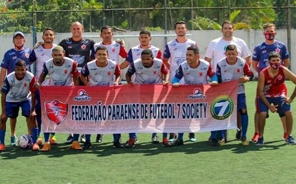Prestigio Fut 7 confirmado no Brasileiro de Futebol 7