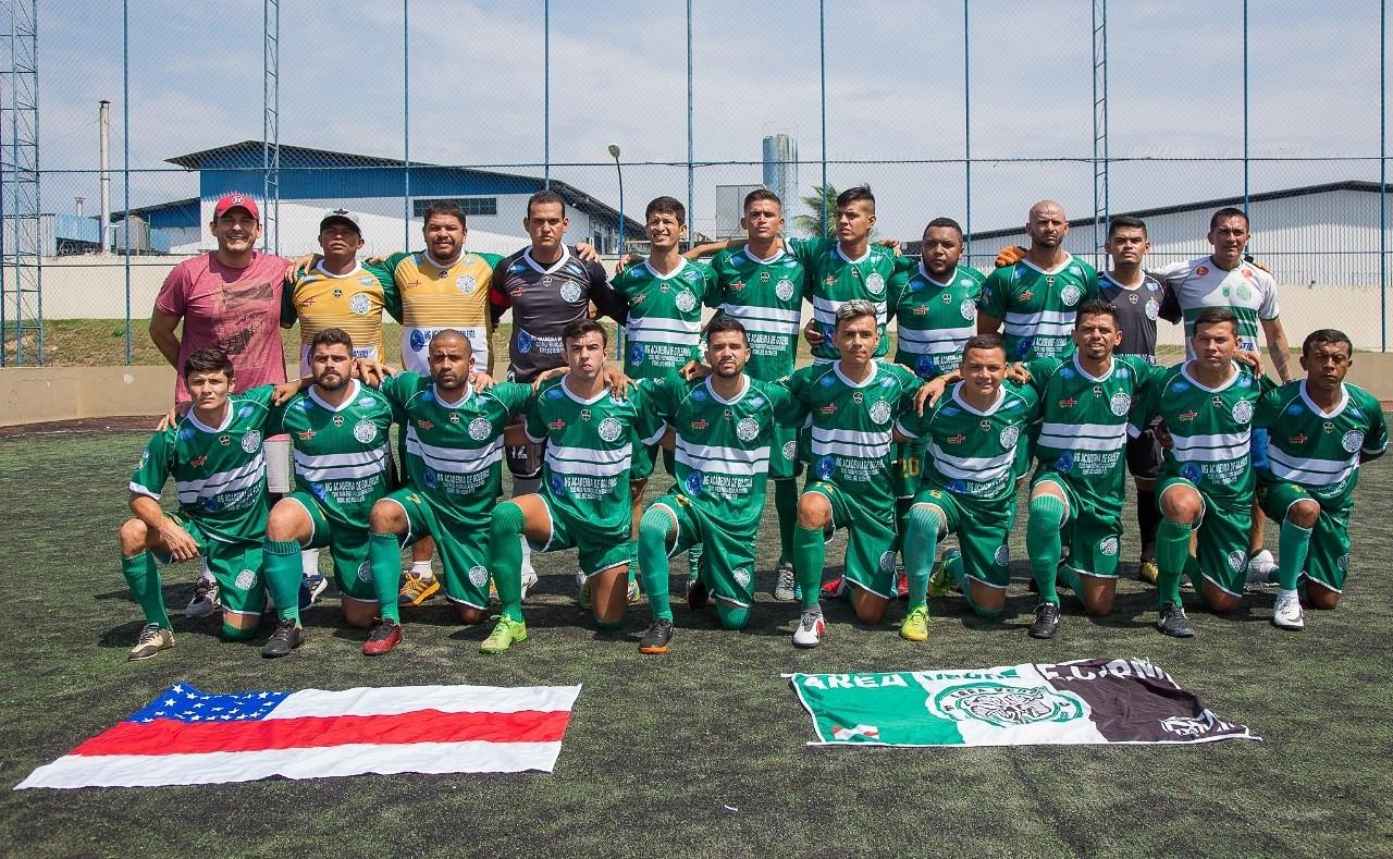 Área Verde EC confirmado no Brasileiro de Futebol 7 Adulto
