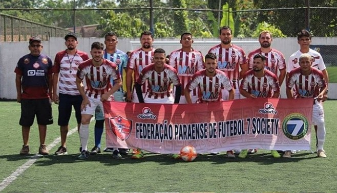 Torino FC confirmado no Campeonato Brasileiro de Futebol 7 - 2020