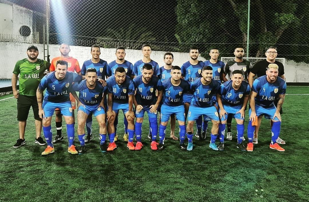 Uruguai Fut 7 está confirmado na Taça Brasil de Futebol 7 - 2021