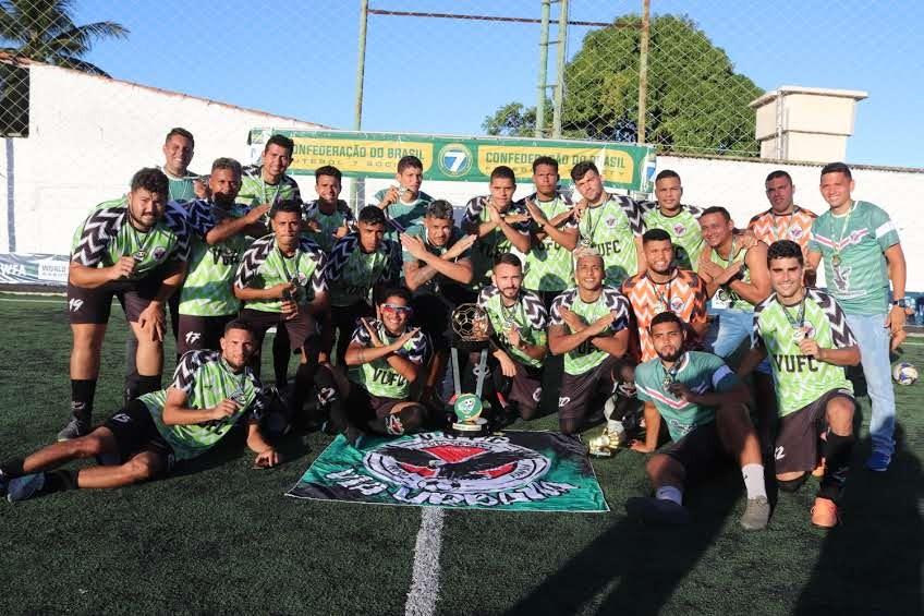 Via Urbana conquista o título da Taça Brasil de Futebol 7 - 2021